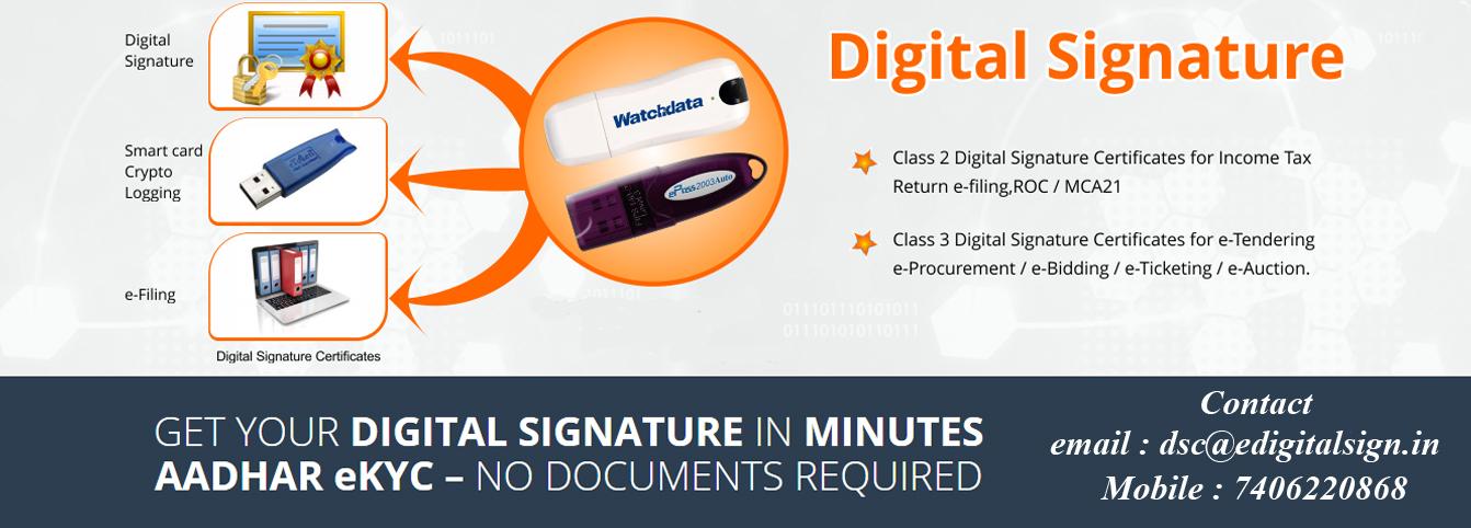 e-Digital Sign